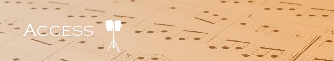 国立音楽院宮城校へのアクセス