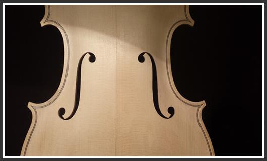 ヴァイオリン製作教室